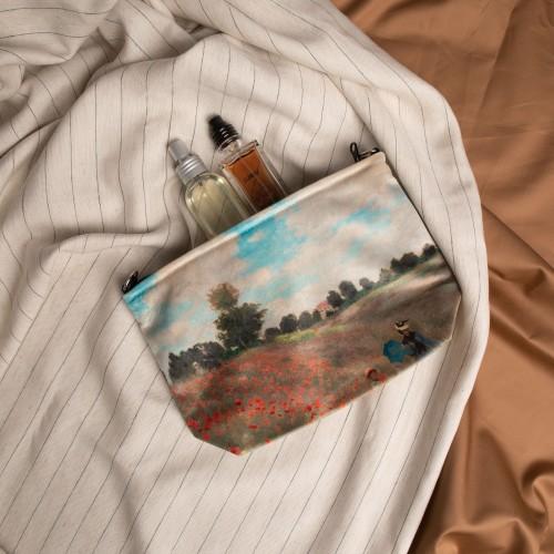 """Kosmetinė Claude Monet """"Aguonų laukas"""" CB1622"""