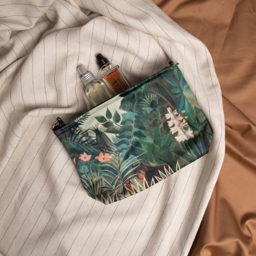 """Cosmetic Bag Henri Rousseau """"The Equatorial Jungle"""" CB77803"""