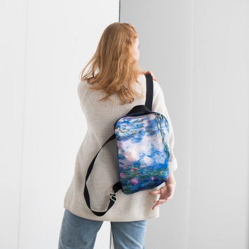 "Kuprinė Claude Monet ""Vandens Lelijos"" BP31213"